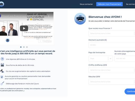 L'IA d'Ayomi lève 1 million d'euros pour aider les TPE à se financer