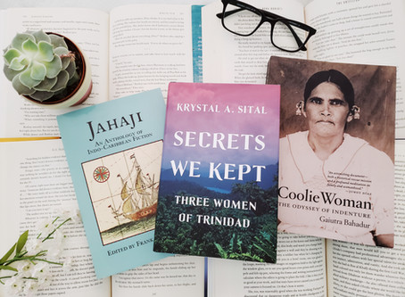 3 Books by Indo-Caribbean Authors you Need to Read