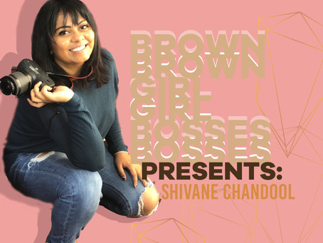 BROWN GIRL BOSSES: SHIVANE CHANDOOL AND INDO-CARIBBEAN BRIDE MAG