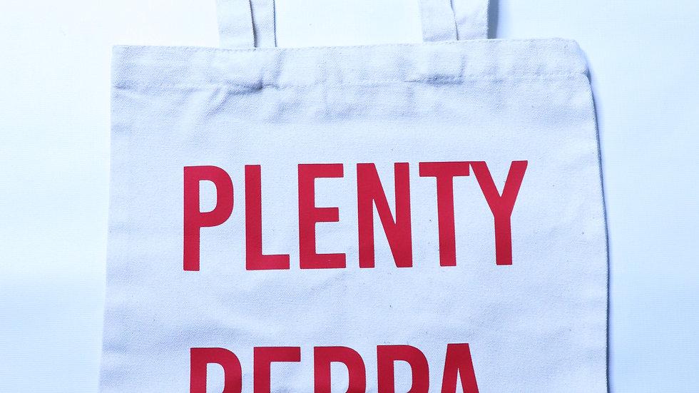 Plenty Peppa Canvas Bag