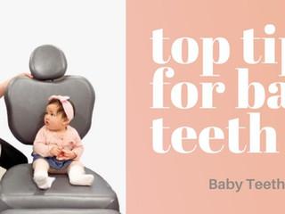 Baby teeth do matter