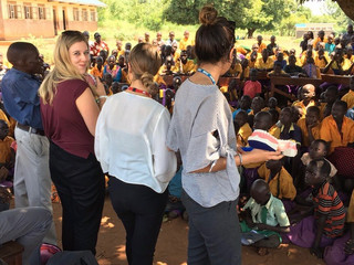Dental volunteering in Northern Uganda