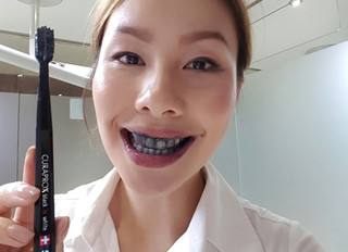 Review: Curaprox Black is White toothpaste