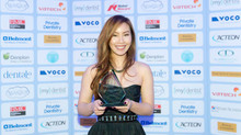 Dr Angela Ly - winner of Best Young Dentist 2016 at the Private Dentistry Awards