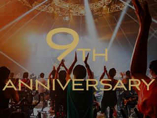 総受講者数1,327万人を突破!暗闇フィットネス®のパイオニア「FEELCYCLE」が9周年を記念したイベントを開催