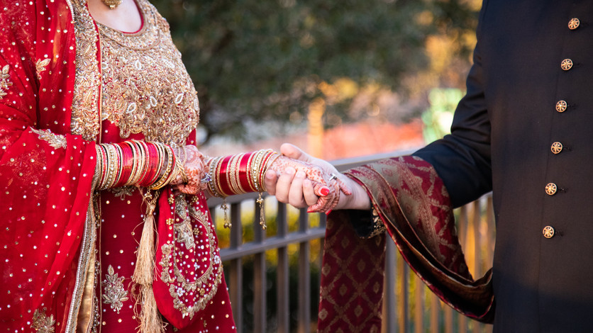 Indian Wedding Photography in Dallas