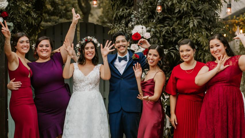Wedding Photogrpahy in Houston
