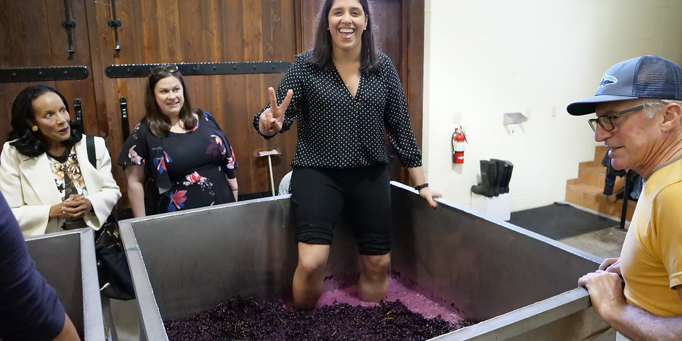 Aquidneck Club Member Exclusive Santa Barbara Wine Tour for Harvest!