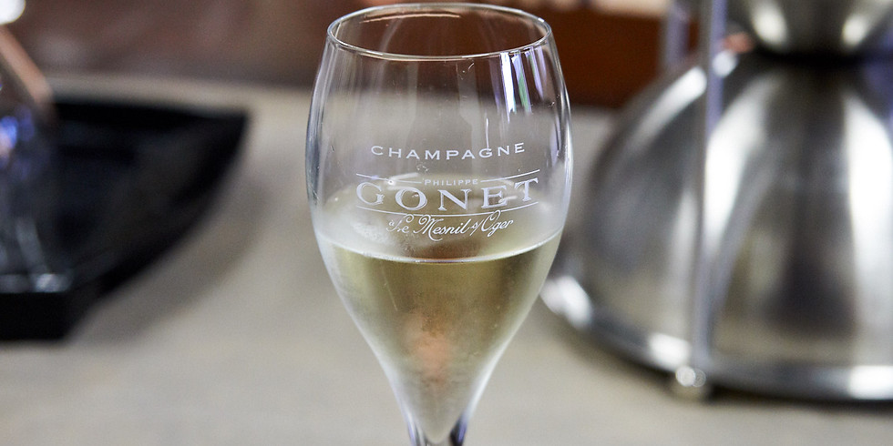 A Valentine's date with Ms. Chantal Gonet in Champagne!