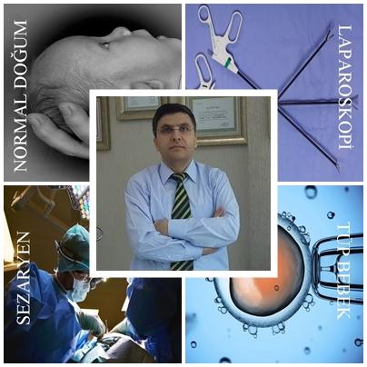 Ankara Jinekolog Doç. Dr. Aydın Köşüş