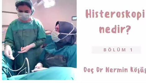 Histeroskopi Ameliyatı Ankara