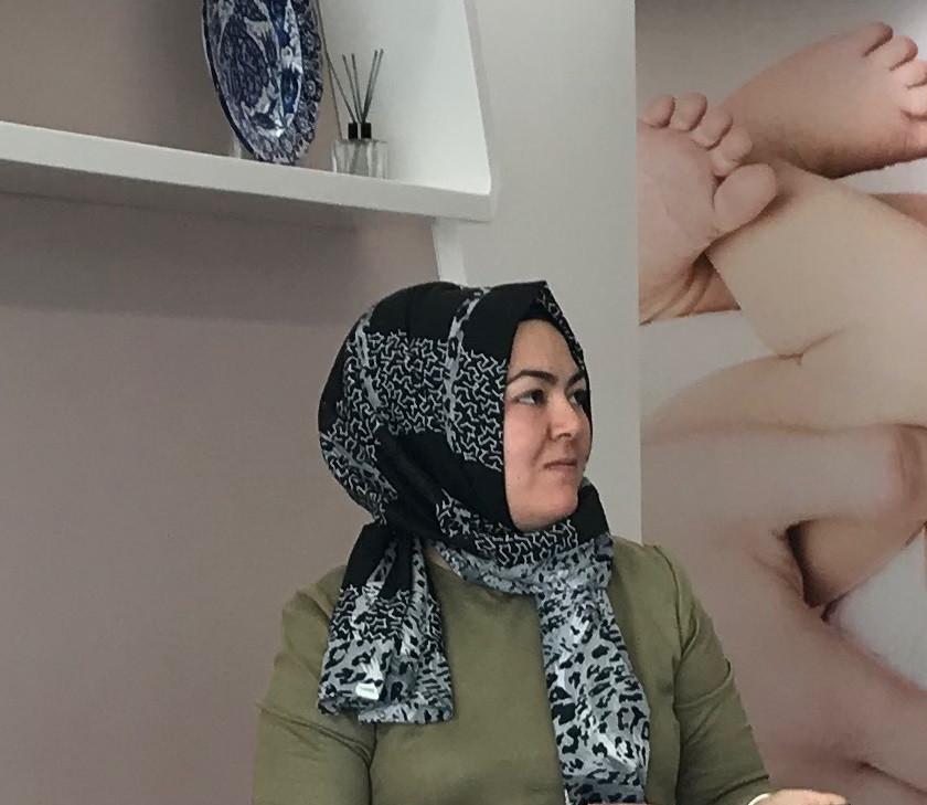Asistanımız Zeynep Taşdemir