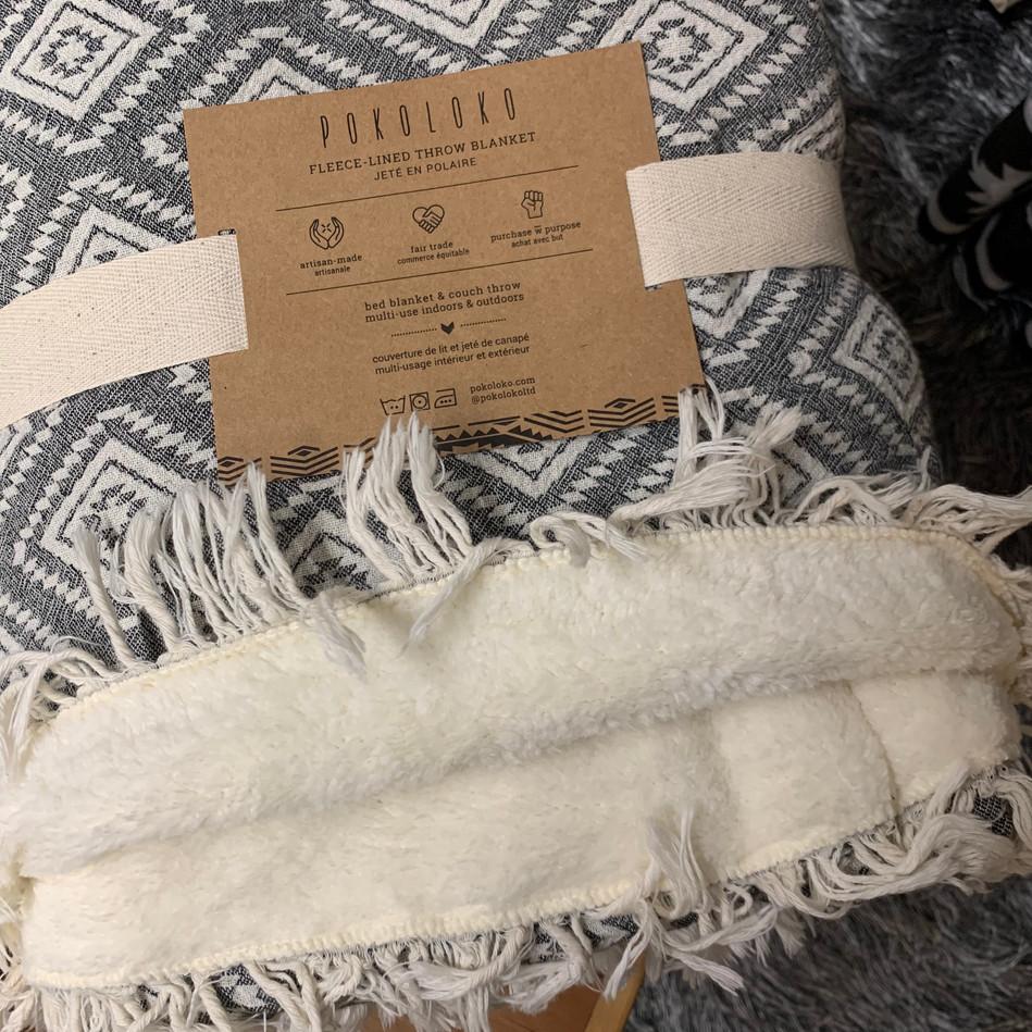 Turkish Reversible Blanket