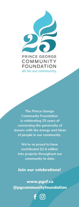 PG Community Foundation Ad