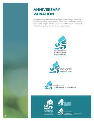 PG Community Foundation Logo Extensions