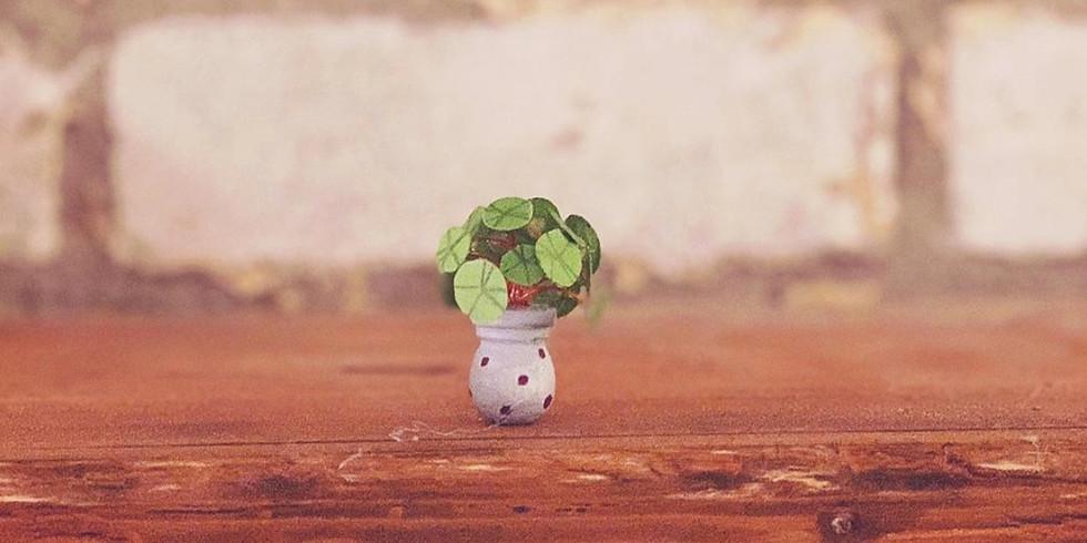 Teeny Tiny Houseplants: Dollhouse Club