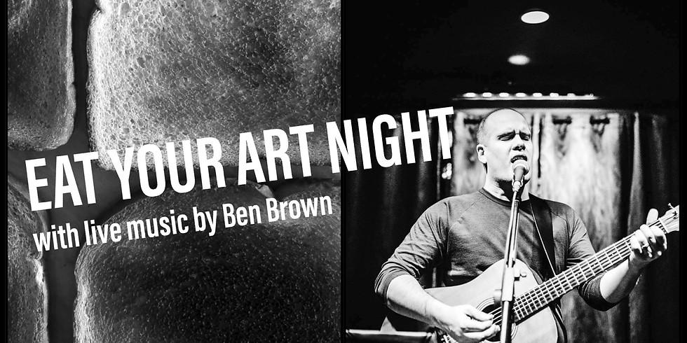 Eat Your Art Night