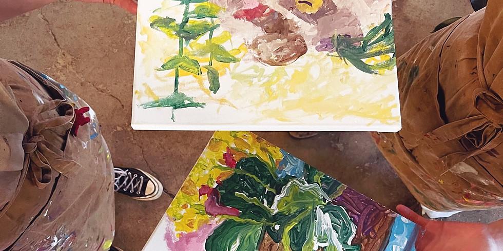 Canvas Swap Friday Night Paint Night