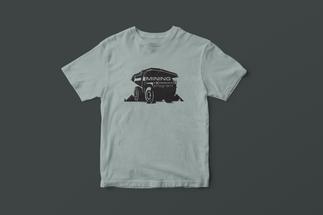 Mining X Program T-Shirt Mockup