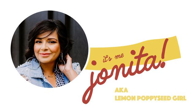 Lemon Poppyseed Girl Email Graphics