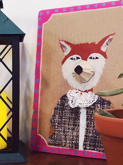Furry Friends Portrait