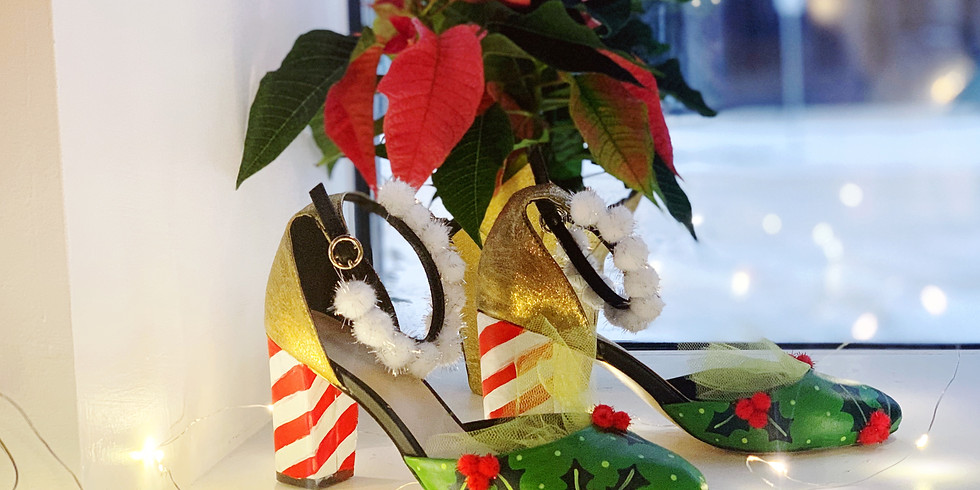 Holiday Heels Party