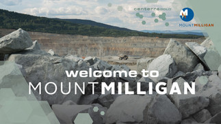 Welcome to Mount Milligan Welcome Slide Deck