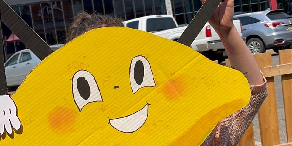 Big Squeeze Lemonade Stand