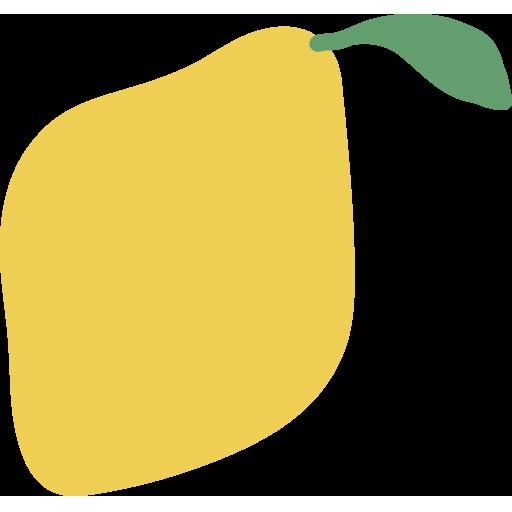 Lemon Poppyseed Girl Favicon