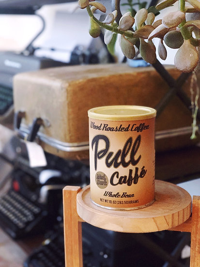 10oz Pull Caffe Can - Whole Bean