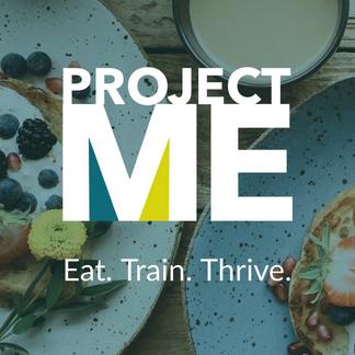Project Me Logo Social Media Profile Pic