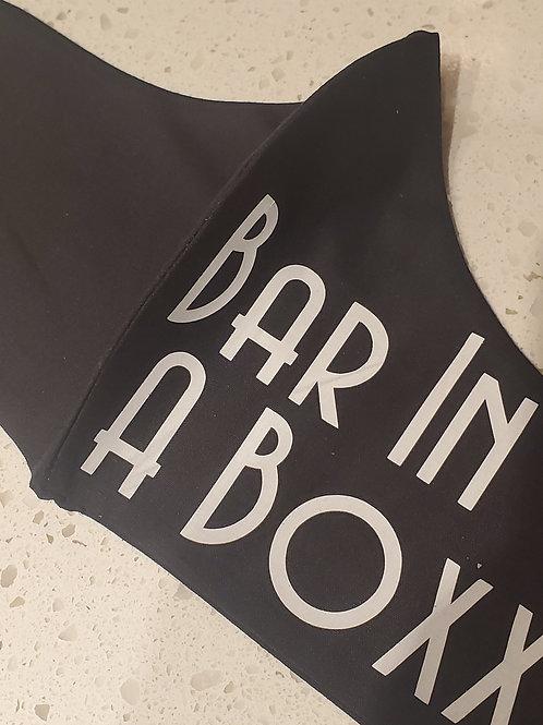 Bar In A Boxx Mask