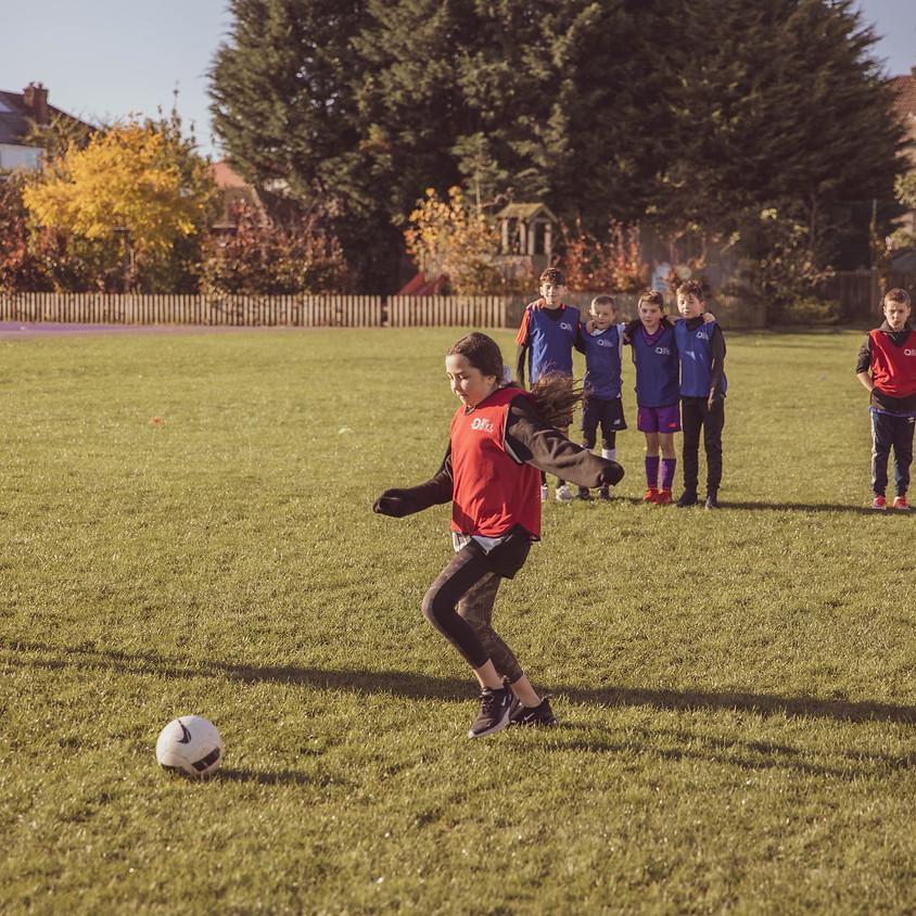 St Charles // Year 1 & Year 2 // Football