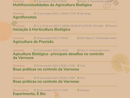 1º Fórum da Agropecuária Biológica