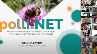 Apresentação da Rede Colaborativa polli.NET aos seus membros