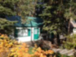 1-Front of Cabin - Fall.JPG