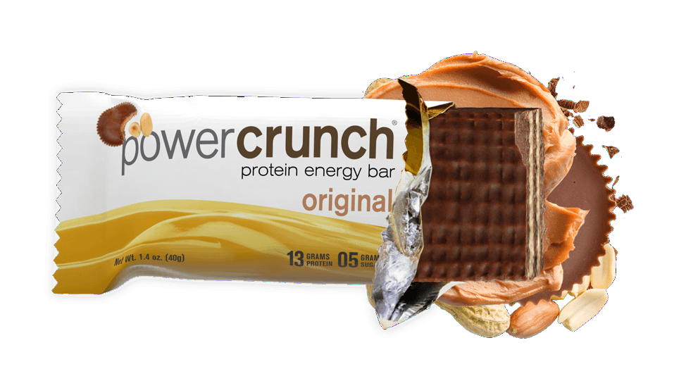 POWERCRUNCH BAR