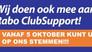 Wij doen mee met Rabo Clubsupport. Stem op ons!