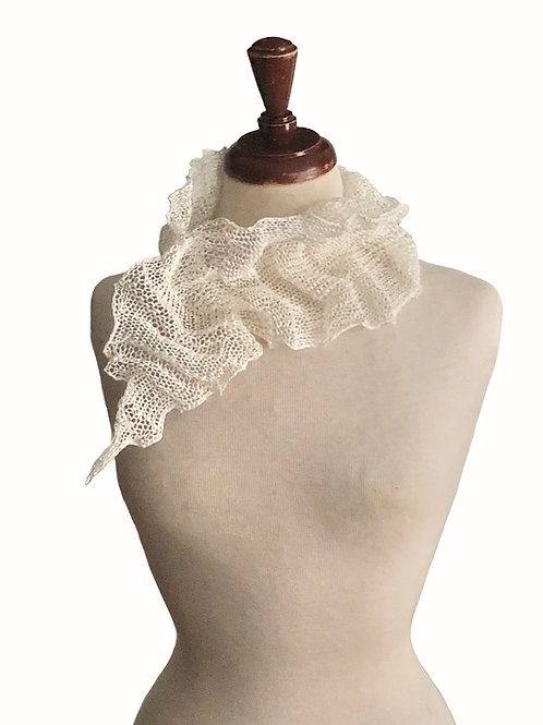 Paper Wisp Infinity Scarf (Colors Available)