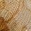 Thumbnail: Silk Stainless Steel Wisp Scarf  Orange/Brick/Chocolate