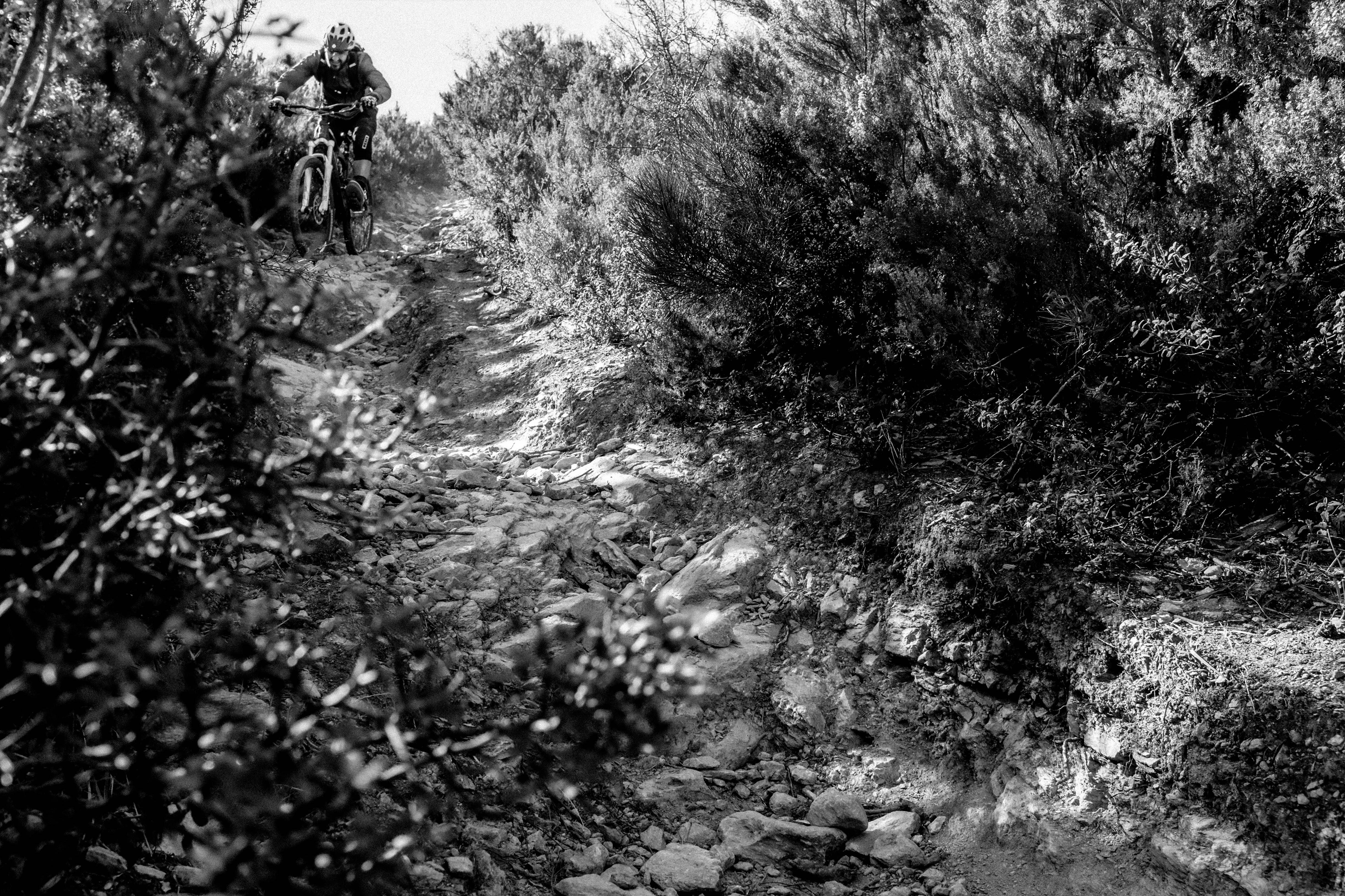 Ride the most technical trails...