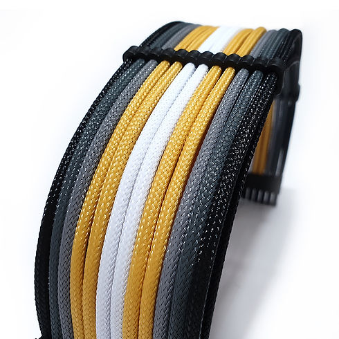BHcustom-Extensor-gold-white-grey-black_