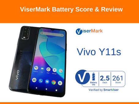 Vivo Y11s ViserMark Battery Life