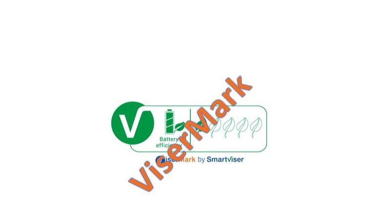 Battery Power Efficiency Label - 1