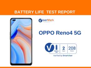 OPPO Reno4 5G ViserMark Battery Life