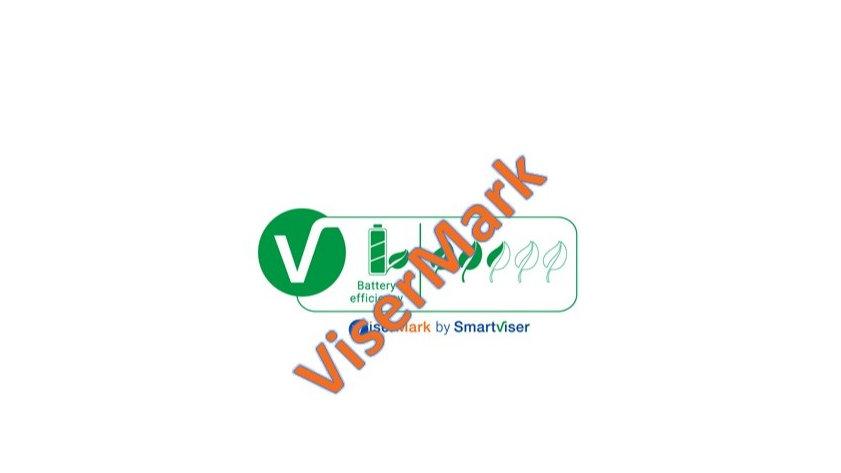 Battery Power Efficiency Label - 2.5