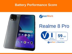 Realme 8 Pro - Battery Performance Score