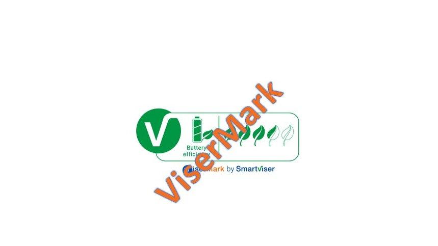 Battery Power Efficiency Label - 3.5