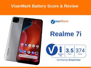 Realme 7i ViserMark Battery Life