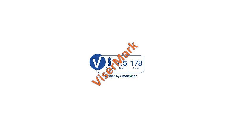 ViserMark Battery Label Score 178